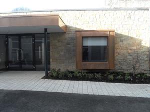 Gormley-Construction-Plant-Hire-Sligo-Ireland-Building-Work-Mortuary-Entrance