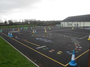 Gormley-Construction-Plant-Hire-Sligo-Ireland-National-School-Achonry-Safe-Play-Area