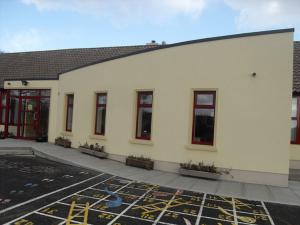 Gormley-Construction-Plant-Hire-Sligo-Ireland-National-School-Achonry-Windows